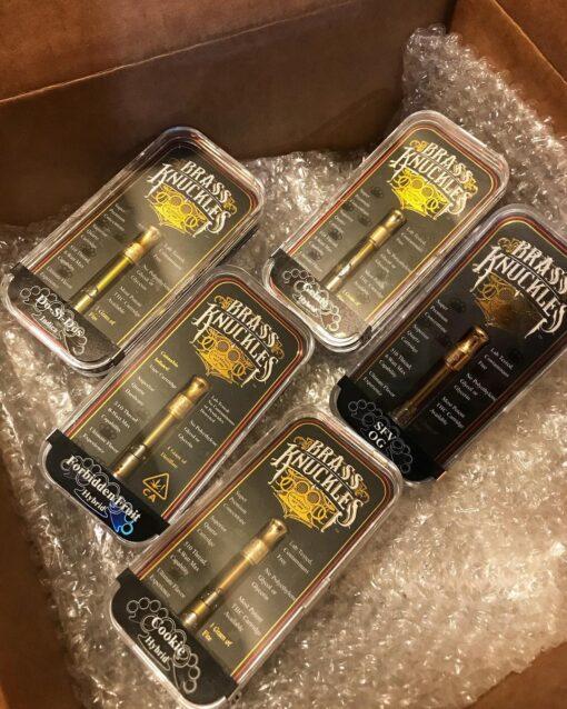 brass knuckles carts